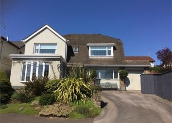 Thumbnail 5 bed detached house for sale in Pentre-Poeth Road, Bassaleg, Newport