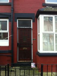 Thumbnail 4 bedroom terraced house to rent in Bayswater Terrace, Leeds