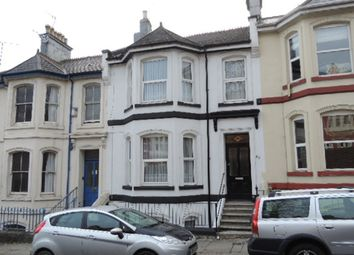 Thumbnail 3 bedroom terraced house to rent in Molesworth Road, Stoke, Plymouth