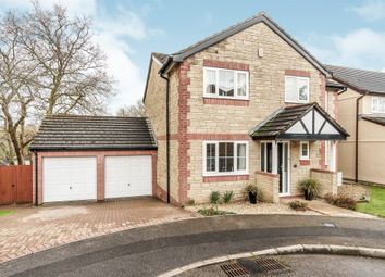Thumbnail 4 bedroom detached house for sale in Gallacher Way, Latchbrook, Saltash