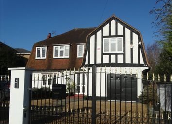 Thumbnail 4 bed detached house to rent in Kingswood Road, Bromley