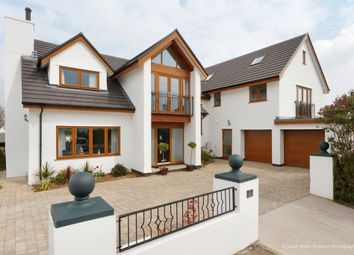 Thumbnail 6 bed detached house for sale in Russett House, The Retreat, Nottage, Porthcawl