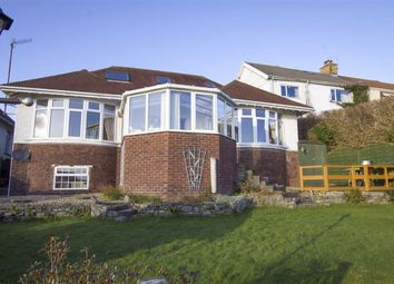 Thumbnail 3 bed detached bungalow for sale in Dunvant Road, Killay, Swansea