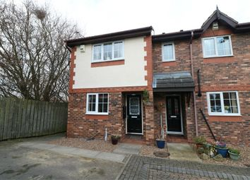 Thumbnail 2 bed end terrace house for sale in Castle Mews, Scawthorpe, Doncaster