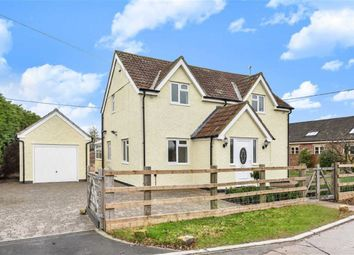 Thumbnail 3 bed detached house for sale in Costow, Swindon