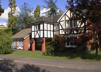 Thumbnail 4 bed detached house to rent in Lawson Way, Sunningdale, Ascot