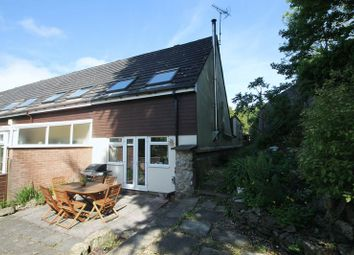 Thumbnail 3 bed end terrace house for sale in Coombe Dell, Bowlish, Shepton Mallet