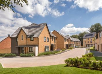 """Thumbnail 3 bed semi-detached house for sale in """"Woodhall"""" at Condor Way, Basingstoke"""