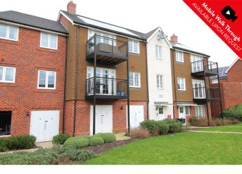 Thumbnail 1 bed flat for sale in George Court, Jubilee Drive, Church Crookham, Fleet