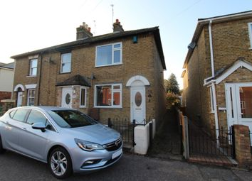 Thumbnail 2 bed end terrace house for sale in Church Lane, Newington