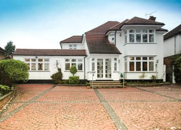 Thumbnail 5 bed detached house to rent in Elms Road, Harrow