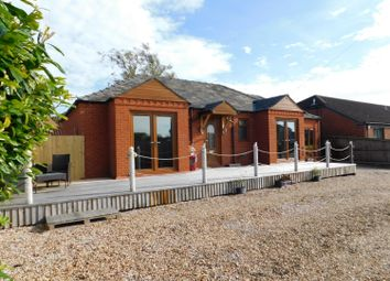 Thumbnail 4 bed detached bungalow for sale in William Way, Wainfleet, Skegness