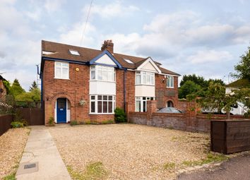 Thumbnail 4 bed semi-detached house for sale in Histon Road, Cambridge