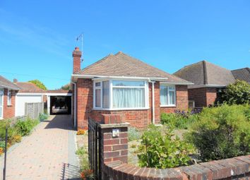 Thumbnail 3 bed detached bungalow for sale in Elgin Road, Goring-By-Sea, Worthing
