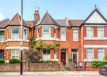 Thumbnail 3 bed terraced house for sale in Perth Road, Wood Green