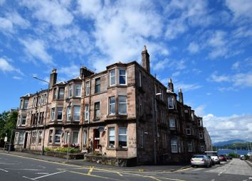 Thumbnail 2 bed flat for sale in 9 Cardwell Road, Gourock