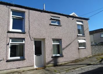Thumbnail 2 bed end terrace house to rent in Bell Street, Trecynon, Aberdare