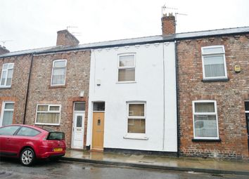 Thumbnail 2 bed terraced house for sale in Gladstone Street, Acomb, York