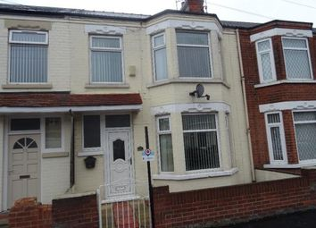 Thumbnail 3 bed terraced house to rent in Kelvin Street, Hull