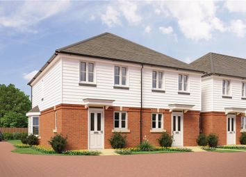 "Thumbnail 2 bed semi-detached house for sale in ""Osprey"" at Gamecock Terrace, Tangmere, Chichester"