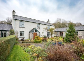 Thumbnail 3 bed detached house for sale in Clawthorpe House, Pipers Lane, Clawthorpe, Carnforth, Lancs