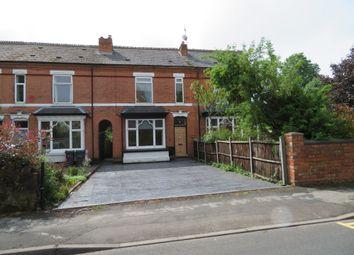 Thumbnail 3 bed town house to rent in Arthur Road, Erdington, Birmingham
