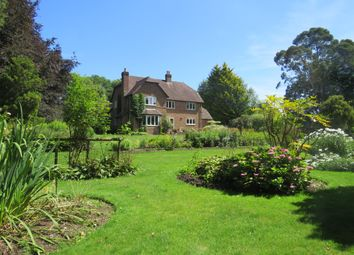 Thumbnail 5 bedroom detached house for sale in Salisbury Road, Sherfield English, Romsey