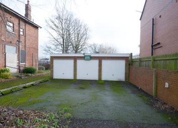 Thumbnail Parking/garage for sale in Cobden Road, Chesterfield