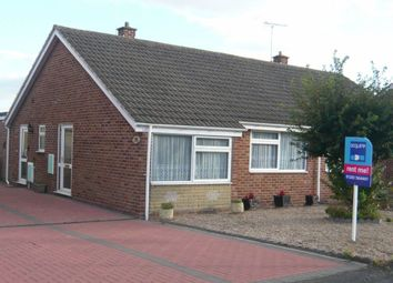 Thumbnail 2 bed detached bungalow to rent in Harwood Avenue, Burton On Trent, Branston