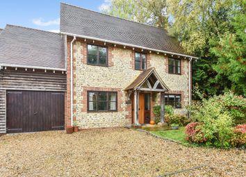 Thumbnail 5 bed link-detached house for sale in Mounters Lane, Chawton, Alton, Hampshire