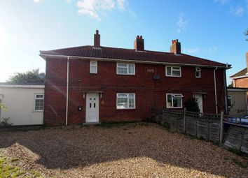 Thumbnail 4 bedroom semi-detached house for sale in Penny Green, Wreningham, Norwich