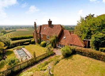 Thumbnail 5 bed detached house for sale in Rectory Lane, Sutton Valence, Maidstone