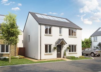 "Thumbnail 4 bedroom detached house for sale in ""The Thurso"" at Brodie Road, Dunbar"