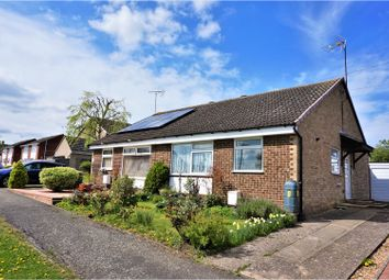 Thumbnail 2 bedroom semi-detached bungalow for sale in Silver Birch Avenue, St. Ives