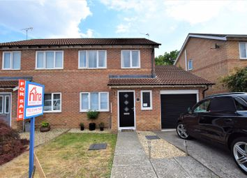 Thumbnail 3 bed semi-detached house for sale in Heol Corswigen, Barry