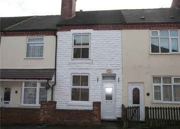 Thumbnail 3 bed terraced house to rent in Prospect Road, Heanor