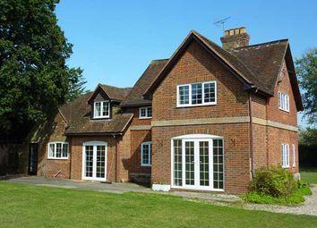 Thumbnail 4 bedroom detached house to rent in Castle Lane, Alderbury, Wiltshire