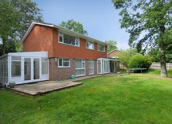 Thumbnail 4 bed detached house to rent in Dower Park, Windsor, Berkshire