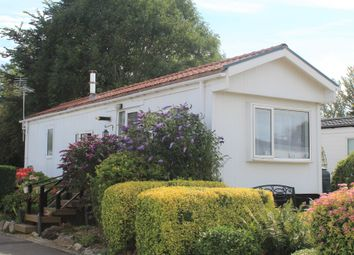 1 bed mobile/park home for sale in Park End, Summer Lane, Banwell BS29