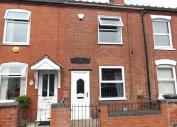 Thumbnail 2 bed terraced house for sale in Gadsby Street, Nuneaton, Warwickshire