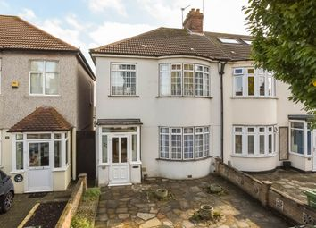 Thumbnail 3 bed semi-detached house for sale in Green Lane, New Eltham, London