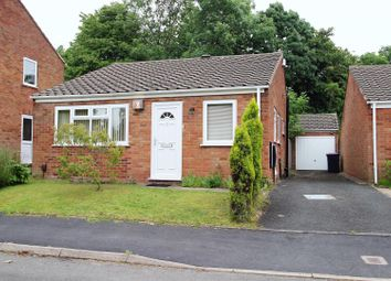 Thumbnail 2 bed detached bungalow for sale in Deuxhill Close, Dawley, Telford