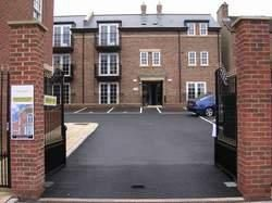 Thumbnail 2 bedroom flat to rent in West Point, Northumberland Street, Darlington