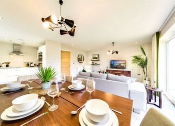 Thumbnail 3 bed semi-detached house for sale in Harbour Reach, Fowey, Cornwall