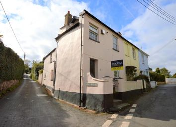Thumbnail 3 bedroom end terrace house for sale in Rose Cottages, Coombe Road, Shaldon, Devon