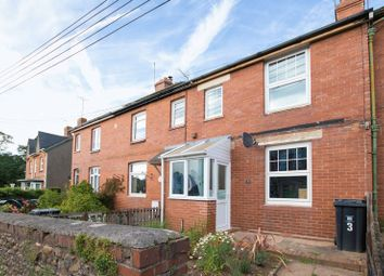 Thumbnail 3 bed terraced house for sale in Broadway, Woodbury, Exeter
