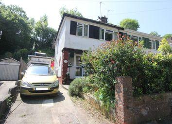 Thumbnail 3 bed semi-detached house for sale in Shorton Valley Road, Preston, Paignton