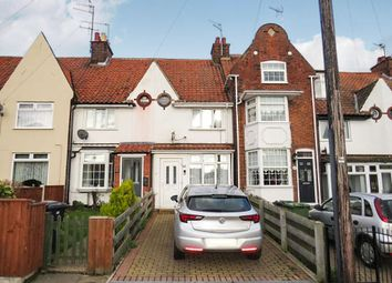 Thumbnail 2 bed cottage for sale in Church Lane, Gorleston, Great Yarmouth