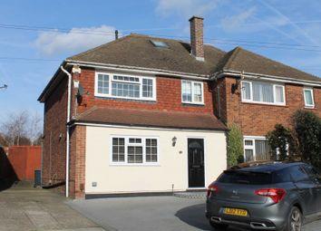 3 bed semi-detached house for sale in Tennyson Walk, Northfleet, Gravesend DA11