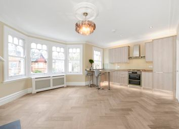 Thumbnail 3 bed flat for sale in St. James Avenue, London